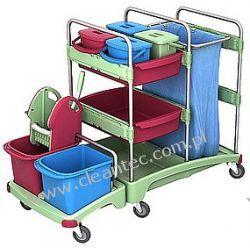 Wózek do sprzątania TSZA-0002