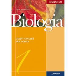 Biologia 1. Zeszyt ćwiczeń. Stara podstawa programowa