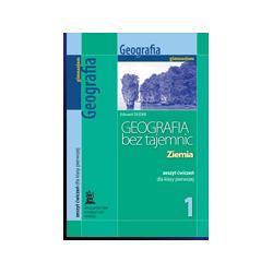 Geografia bez tajemnic, ćwiczenia kl. 1