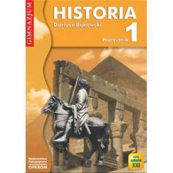 Historia 1. Podręcznik. Stara podstawa programowa