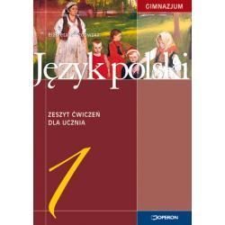 Język polski 1. Zeszyt ćwiczeń. Stara podstawa programowa