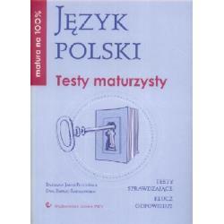 Język polski. Testy maturzysty. - Testy sprawdzaj