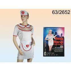 Kostium Sexy Pielęgniarka