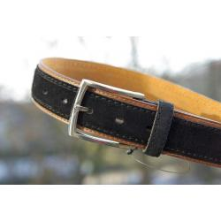 Pasek do jeansu - LEATHER BELT - ZAMSZ