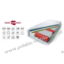 Materac POCKET + LATEX 80