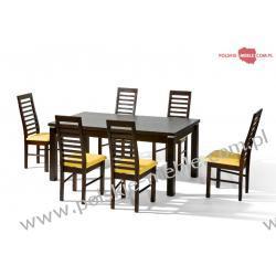 Stół i Krzesła Zestaw M2