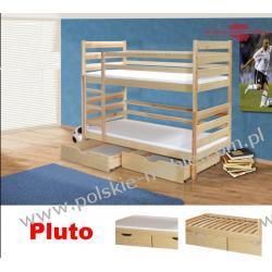 Łóżko piętrowe Pluto
