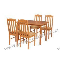 Stół i krzesła Zestaw DX2