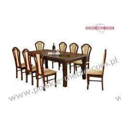 Stół i krzesła Zestaw AD101