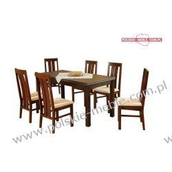 Stół i krzesła Zestaw AD102