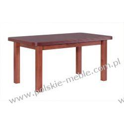 Stół WENUS 5L 90x160/240cm okleina naturalna