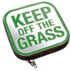 Etui ALU 24szt CD/DVD ''KEEP of the GRASS''