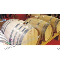 Beczka dębowa do wina i koniaku 500l Pozostałe