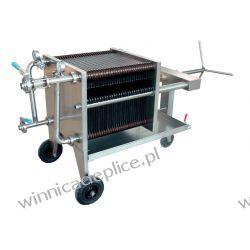Filtr winiarski 40x40 FC-10K