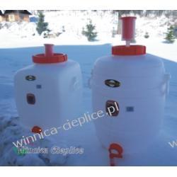 Zbiornik fermentator PE 0,3hl CD