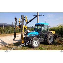 agrotechnika , traktor sadowniczy