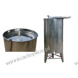Zbiornik Vini Clasico 4hl Ø720H1400