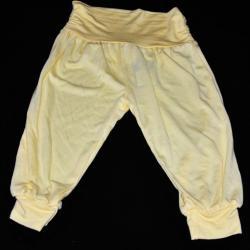 Spodnie Alladynki żółte Early Days 18-23msc