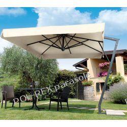Parasol ogrodowy Napoli Braccio 300 cm x 400 cm made in Italy