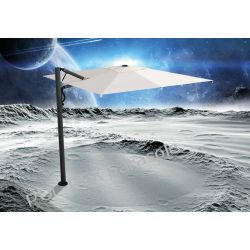 Parasol ogrodowy Astro Carbon 300cm x 300cm made in Italy