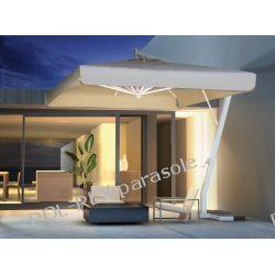 Parasol ogrodowy Pompei Braccio 300cm x 300cm made in Italy