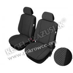 Pokrowce samochodowe na przednie fotele SCOTLAND VW Polo