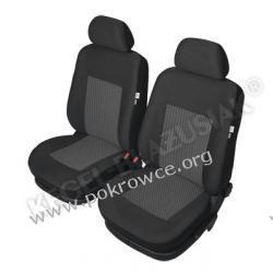 Pokrowce samochodowe na przednie fotele PERUN  SEAT IBIZA