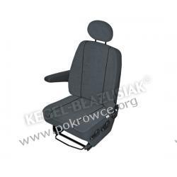 Pokrowce samochodowe na fotel kierowcy OPEL MOVANO