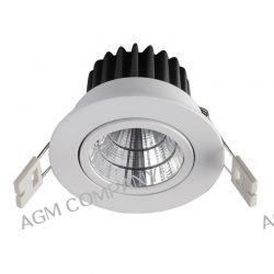 West LED TS05085 5W 500LM 3000K S.WH