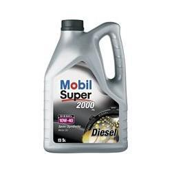 Olej silnikowy Mobil 10w40 diesel 4l dawniej  turbo diesel nowe  opakowanie