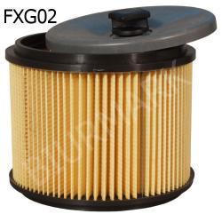 Filtr kartonowy do odkurzaczy GISOWATT - FXG02