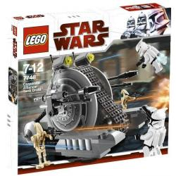 Klocki Lego StarWars - Corporate Alliance Tank Droid