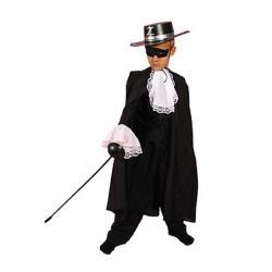 *GAMA* Strój Zorro 134 party impreza przebranie