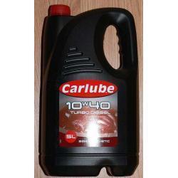 Olej silnikowy CARLUBE 10W40 TD 5l