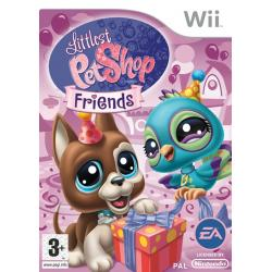 Gra Wii Littlest Pet Shop: Friends
