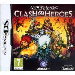 Gra NDS Might and Magic: Clash of Heroes