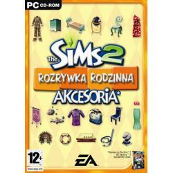 Gra PC The Sims 2: Rozrywka rodzinna (akcesoria)