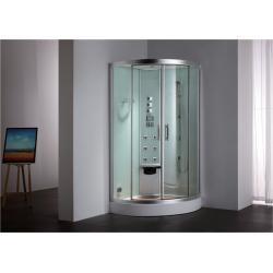 kabina prysznicowo-parowa hydromasaż DZ951F8 90/90cm
