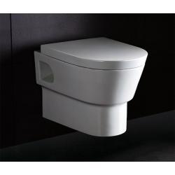 WD332P WC wiszące z deska wolnoopadającą