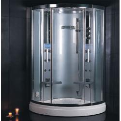 kabina prysznicowo parowa DZ931F3 120/120cm Kabiny i brodziki
