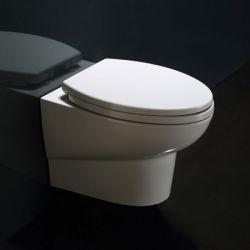 Misa WC podwieszana WD379P z deską wolnoopadającą