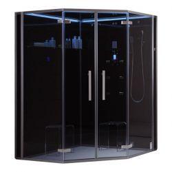 DZ995F12 czarna narożna 150/150cm