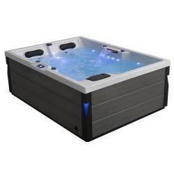 AWT IN-405 eco zewnętrzny basen z hydromasażem
