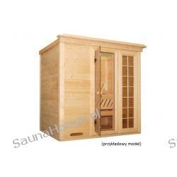 Exklusiv- Sauna 206cm x 180cm