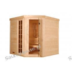 Sauna 257x205cm Saunahouse