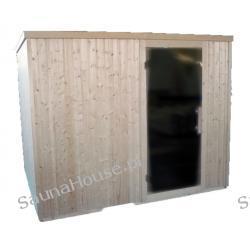 Sauna 249 x 198cm