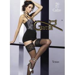 Pończochy Gatta Venus lycra 20 den