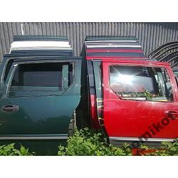 Chrysler Voyager 96-00 , Drzwi rozsuwane lewe