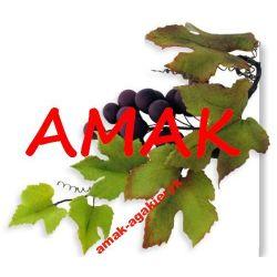 WYKRAWACZE DO LUKRU TORTY liście winogrona - 4 szt