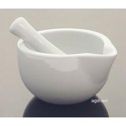 Możdzierz porcelanowy 10,5cm z tłuczkiem